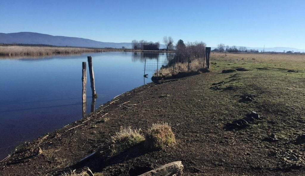 Fall River - Streambank Restoration